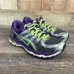 ASICS Kayano 21 Women's Sz 6.5 Running Shoe T4H7N